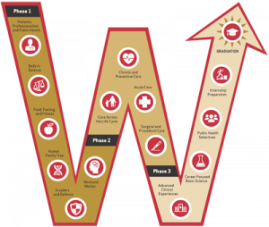 ForWard curriculum graphic